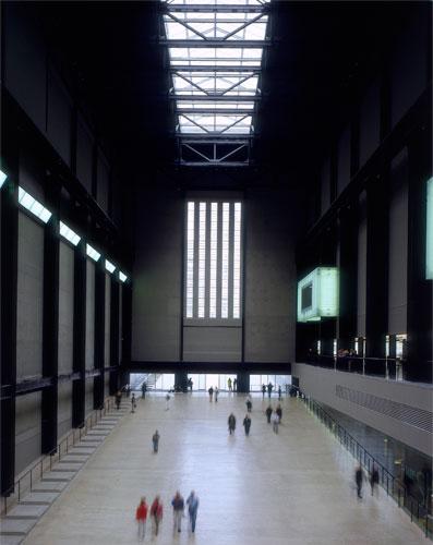 Tate Modern Lipton Rogers